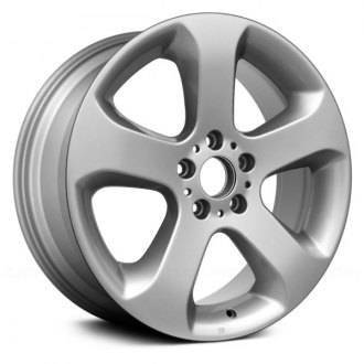 "Replace® - 19"" Remanufactured 5 Spokes Silver Factory Alloy Wheel"