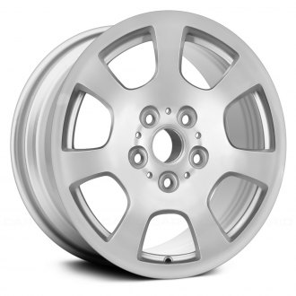 "Replace® - 16"" Remanufactured 7 Vents Silver Factory Alloy Wheel"
