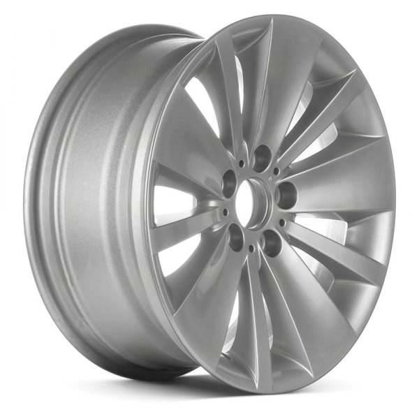 "Replace® - 18"" Remanufactured 10 Spokes All Painted Silver Factory Alloy Wheel"