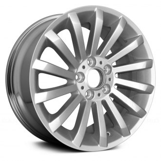 "Replace® - 18"" Remanufactured 14 Spokes Chrome Factory Alloy Wheel"