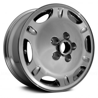 "Replace® - 16"" 6-Hole Chrome Factory Alloy Wheel (Remanufactured)"