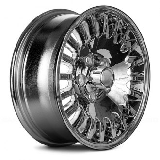 "Replace® - 16"" 20-Spoke Factory Alloy Wheel (Remanufactured)"