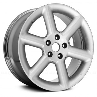 "Replace® - 18"" Remanufactured 6 Round Spokes Factory Alloy Wheel"