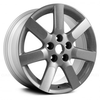 "Replace® - 17"" 7 Spokes Silver Factory Alloy Wheel"