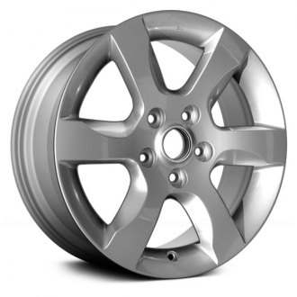 Replace 16x7 6 Spoke Silver Alloy Factory Wheel