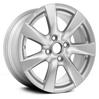 2014 nissan versa replacement factory wheels rims. Black Bedroom Furniture Sets. Home Design Ideas