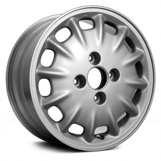 "Replace® - 15"" Remanufactured 12 Holes Silver Factory Alloy Wheel"