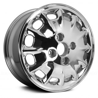 "Replace® - 15"" Remanufactured 12 Holes Chrome Factory Alloy Wheel"