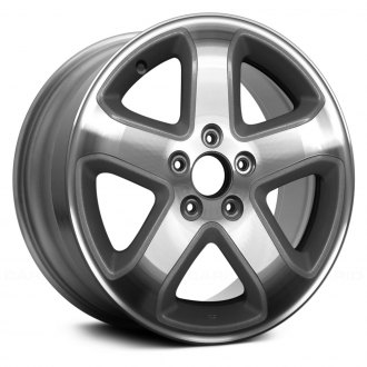 Acura TL Replacement Factory Wheels Rims CARiDcom - 2002 acura tl rims