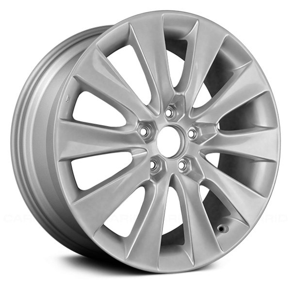 "Replace® - 18"" Remanufactured 10 Spokes Silver Factory Alloy Wheel"
