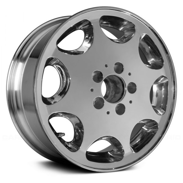 "Replace® - 16"" Remanufactured 8 Holes All Polished Factory Alloy Wheel"