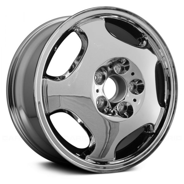 "Replace® - 16"" Remanufactured 5 Holes Chrome Factory Alloy Wheel"