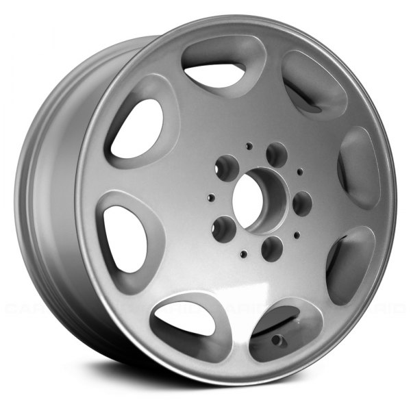 "Replace® - 16"" Remanufactured 8 Holes Bright Sparkle Silver Factory Alloy Wheel"