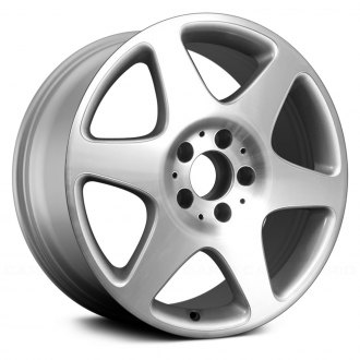 "Replace® - 17"" Remanufactured 6 Spokes Silver Factory Alloy Wheel"