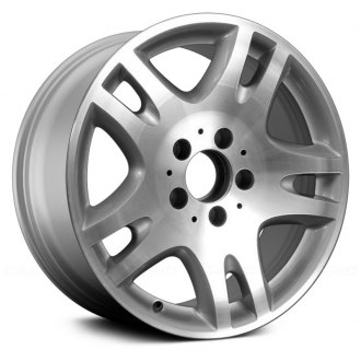 "Replace® - 16"" 5 Double Spokes Factory Alloy Wheel"