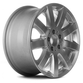 "Replace® - 17"" Remanufactured 9 Spokes Bright Hyper Silver Face Factory Alloy Wheel"