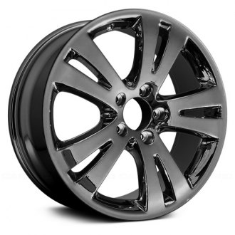 "Replace® - 17"" Remanufactured 5 V Spokes Factory Alloy Wheel"