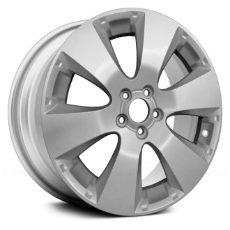 "Replace® - 17"" Remanufactured 6 Wide Spokes Factory Alloy Wheel"