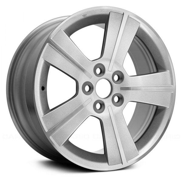 replace subaru forester 2010 16x6 5 5 spoke alloy factory wheel. Black Bedroom Furniture Sets. Home Design Ideas
