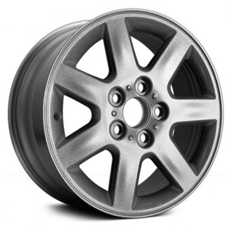 "Replace® - 16"" 7 Spokes Chrome Factory Alloy Wheel"
