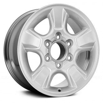 00c5b14b5fb Replace® - 16x7 5-Spoke Chrome Alloy Factory Wheel (Remanufactured)
