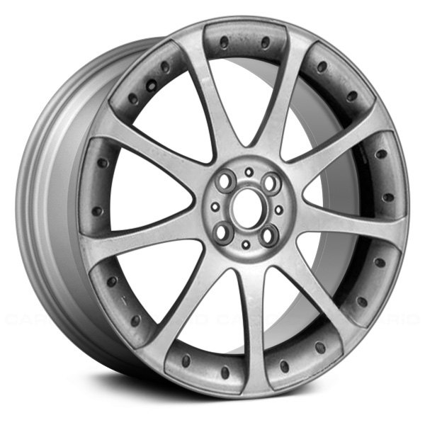 "Replace® - 18"" Remanufactured 9 Spokes Silver Factory Alloy Wheel"