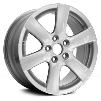 "Replace® - 17"" 6 Spokes Factory Alloy Wheel"