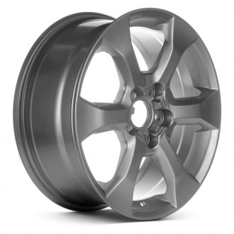 "Replace® - 17"" 6 Spokes Silver Factory Alloy Wheel"
