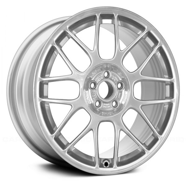 "Replace® - 18"" Remanufactured 16 Spokes Silver Factory Alloy Wheel"