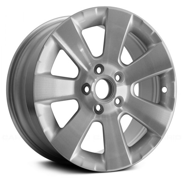 "Replace® - 16"" Remanufactured 7 Spokes Chrome Factory Alloy Wheel"