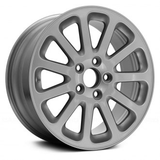 "Replace® - 16"" Remanufactured 11 Spokes Silver Factory Alloy Wheel"