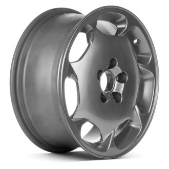 "Replace® - 16"" Remanufactured 7 Holes Hyper Silver Factory Alloy Wheel"