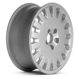 "Replace® - 16"" Remanufactured 16 Spokes Bright Sparkle Silver Factory Alloy Wheel"