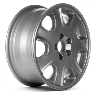 "Replace® - 16"" Remanufactured 7 Spokes Sparkle Silver Factory Alloy Wheel"