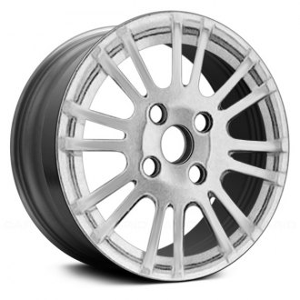 "Replace® - 15"" Remanufactured 16 Spokes Silver Factory Alloy Wheel"