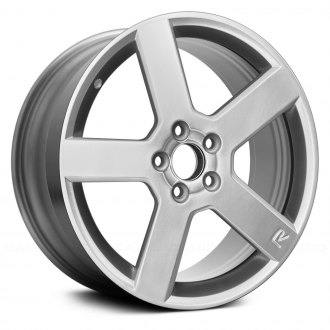 "Replace® - 18"" 5 Spokes Factory Alloy Wheel"
