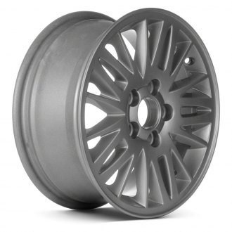 "Replace® - 15"" Remanufactured 20 Spokes Silver Factory Alloy Wheel"