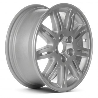 "Replace® - 16"" Remanufactured 9 Double Spokes Factory Alloy Wheel"