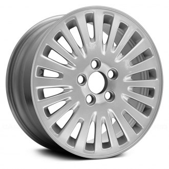 "Replace® - 16"" Remanufactured 20 Spokes All Painted Silver Factory Alloy Wheel"