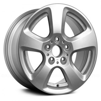 "Replace® - 17"" Remanufactured 5 Spokes Factory Alloy Wheel"