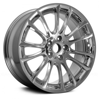 "Replace® - 19"" Remanufactured 7 V Spokes Factory Alloy Wheel"
