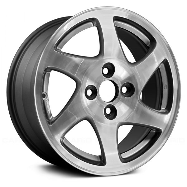 Acura Integra 1999 15x6 6 Curved-Spoke Alloy
