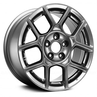 2007 acura tl replacement factory wheels rims carid 07 TL Type S replace 17x8 10 spoke alloy factory wheel