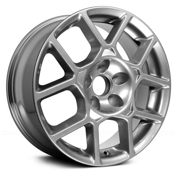 Acura TL 2008 10-Spoke 17x8 Alloy Factory Wheel