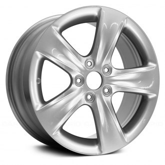 Acura TL Replacement Factory Wheels Rims CARiDcom - Acura tl oem wheels