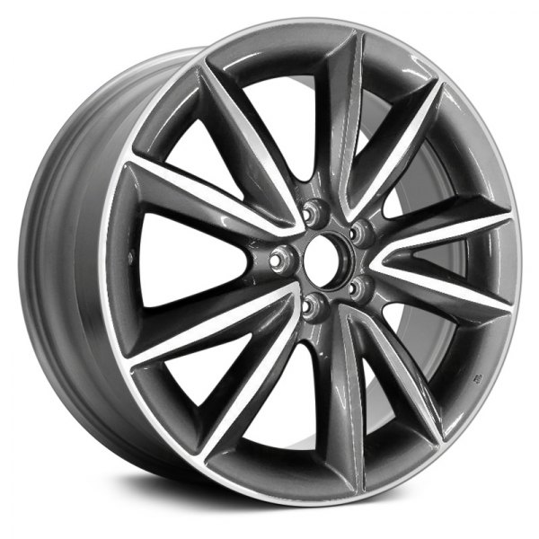 Acura RDX 2019 5 Double-Spoke 19x8 Alloy