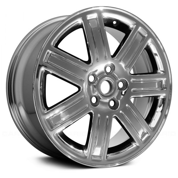 "Replace® - 19"" Remanufactured 7 Spokes Chrome Factory Alloy Wheel"