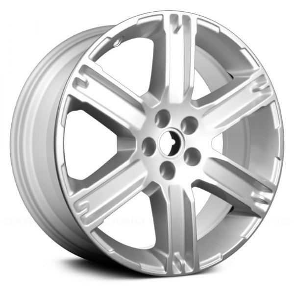 "Replace® - 19"" Remanufactured 6 Spokes All Painted Sparkle Silver Factory Alloy Wheel"