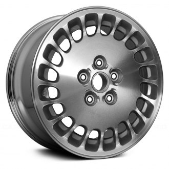 Replace® - 16x7 20-Slot Chrome Alloy Factory Wheel (Remanufactured)