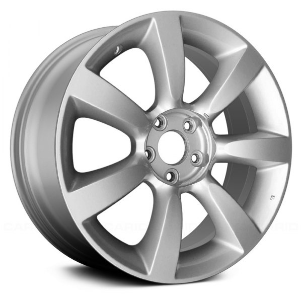"Replace® - 18"" Remanufactured Front 7 Spokes Silver Factory Alloy Wheel"